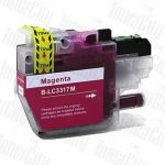 Compatible Brother LC-3317M Magenta Inkjet Cartridge