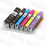 Compatible Canon PGI-680XXL CLI-681XXL Extra High Yield 18 Pack Inkjet Cartridges Combo