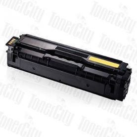 Samsung CLT-Y504S Yellow Compatible Toner Cartridge