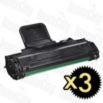 Samsung ML-2010D3 Black 3 Pack Compatible Toner Cartridge