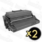 Samsung ML-2150D8 Black 2 Pack Compatible Toner Cartridge
