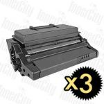 Samsung ML-2150D8 Black 3 Pack Compatible Toner Cartridge