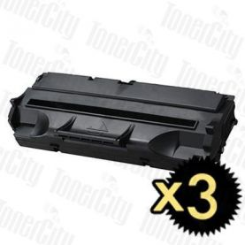 Samsung ML-4500D3 Black 3 Pack Compatible Toner Cartridge