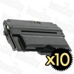 Samsung ML-D2850B Black 10 Pack Compatible Toner Cartridge