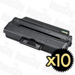 Samsung MLT-D103L Black 10 Pack Compatible Toner Cartridge