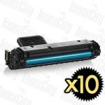 Samsung MLT-D117S Black 10 Pack Compatible Toner Cartridge