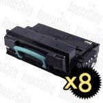 Samsung MLT-D203E Black Extra High Yield 8 Pack Compatible Toner Cartridge