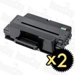 Samsung MLT-D205L Black High Yield 2 Pack Compatible Toner Cartridge