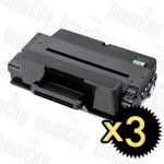 Samsung MLT-D205L Black High Yield 3 Pack Compatible Toner Cartridge