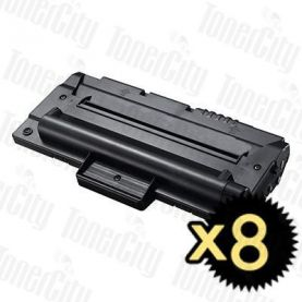 Samsung SCX-D4200A Black 8 Pack Compatible Toner Cartridge