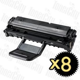 Samsung SCX-D4725A Black 8 Pack Compatible Toner Cartridge