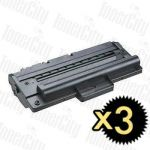 Fuji Xerox 109R748 (Phaser 3116) 3 Pack Compatible Toner Cartridge