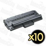 Fuji Xerox 109R748 (Phaser 3116) 10 Pack Compatible Toner Cartridge