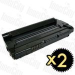 Fuji Xerox CWAA0713 (WorkCentre 3119) 2 Pack Compatible Toner Cartridge