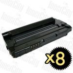 Fuji Xerox CWAA0713 (WorkCentre 3119) 8 Pack Compatible Toner Cartridge