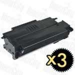 Fuji Xerox CWAA0758 (Phaser 3100MFP) 3 Pack Compatible Toner Cartridge