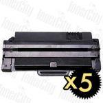 Fuji Xerox CWAA0805 (Phaser 3140/3155/3160/P3140/P3155/P3160) 5 Pack Compatible Toner Cartridge