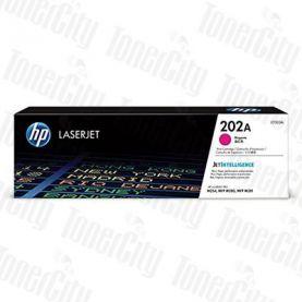 HP 202A (CF503A) Magenta Genuine Toner Cartridge