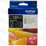 Brother LC-131BK Black Genuine Inkjet Cartridge