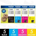 Brother LC-233 20 Pack Genuine Inkjet Cartridge Combo
