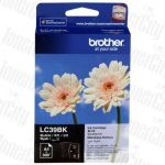 Brother LC-39BK Black Genuine Inkjet Cartridge