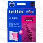 Brother LC-57M Magenta Genuine Inkjet Cartridge