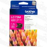 Brother LC-73M Magenta High Yield Genuine Inkjet Cartridge