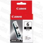 Canon BCI-6BK Black Genuine Inkjet Cartridge