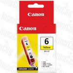 Canon BCI-6Y Yellow Genuine Inkjet Cartridge