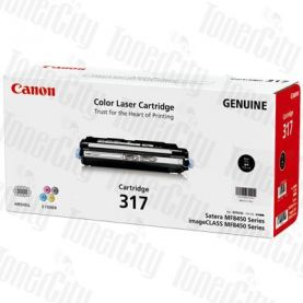 Canon CART-317BK Black Genuine Toner Cartridge