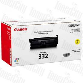 Canon CART-332Y Yellow Genuine Toner Cartridge