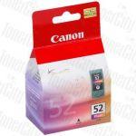 Canon CL-52 Colour Genuine Inkjet Cartridge