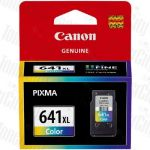 Canon CL-641XL Colour High Yield Genuine Inkjet Cartridge