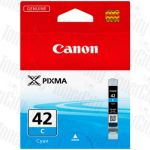 Canon CLI-42C Cyan Genuine Inkjet Cartridge