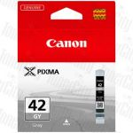 Canon CLI-42GY Grey Genuine Inkjet Cartridge
