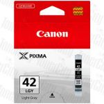 Canon CLI-42LGY Light Grey Genuine Inkjet Cartridge