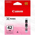 Canon CLI-42PM Photo Magenta Genuine Inkjet Cartridge