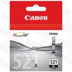 Canon CLI-521BK Black Genuine Inkjet Cartridge