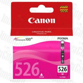 Canon CLI-526M Magenta Genuine Inkjet Cartridge