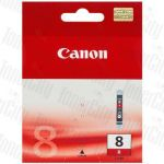 Canon CLI-8R Red Genuine Inkjet Cartridge