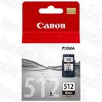 Canon PG-512 Black High Yield Genuine Inkjet Cartridge