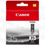 Canon PGI-35BK Black Genuine Inkjet Cartridge