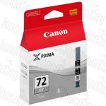 Canon PGI-72GY Grey Genuine Inkjet Cartridge