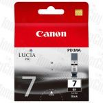 Canon PGI-7BK Black Genuine Inkjet Cartridge