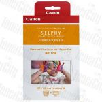 Canon RP-108 Genuine Color Ink / Paper Set - 108 sheets 4 x 6 in