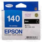 Epson 140 (C13T140192) Black High Yield Genuine Inkjet Cartridge