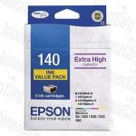 Epson 140 (C13T140692) High Yield Value Pack Genuine Inkjet Cartridge