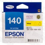 Epson 140 (C13T140492) Yellow High Yield Genuine Inkjet Cartridge