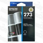 Epson 273 (C13T272192) Black Genuine Inkjet Cartridge