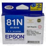 Epson 81N (C13T111692) Light Magenta High Yield Genuine Inkjet Cartridge